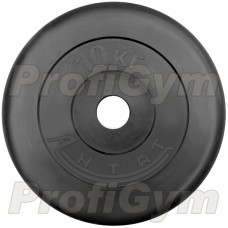 Диск «Антат» тренировочный обрезиненный 10 кг