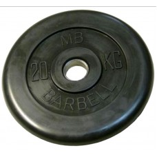 Barbell диски 20 кг 26, 31, 51 мм