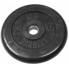 Barbell Олимпийские диски 25 кг 51мм