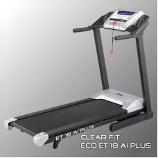 Беговая дорожка — Clear Fit Eco ET 18 AI Plus