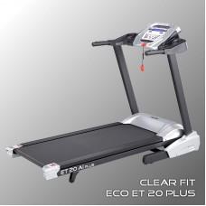 Беговая дорожка — Clear Fit Eco ET 20 AI Plus