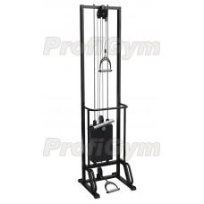 Тренажер блочный реабилитационный стек 80 кг