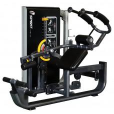 Пресс - машина/разгибание спины DWS172-U2 Spirit Fitness