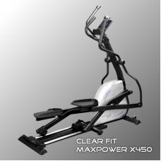 Эллиптический тренажер — Clear Fit MaxPower X450
