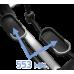 BRONZE GYM E1001 PRO Эллиптический тренажер