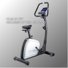 Вертикальный велотренажер Clear Fit CrossPower CB 200