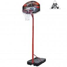 """Мобильная баскетбольная стойка 34"""" DFC SBA-003"""