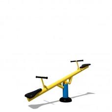 Качалка-балансир - уличный тренажер